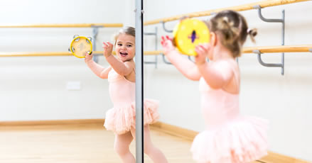 Mummy and Me Ballet classes