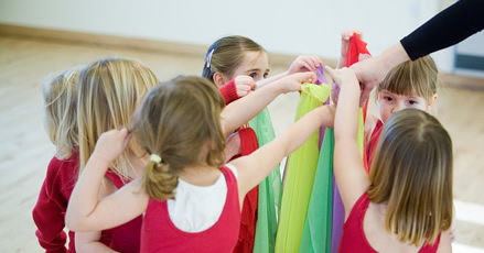 Pre-school Dance classes