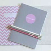Dotty Jotty Journal and Pencil Set